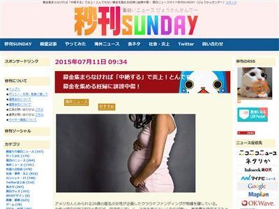 妊婦 妊娠 中絶 養育費 クラウドファンディング 募集 募金 寄付 炎上に関連した画像-02