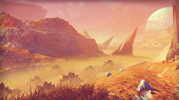ノーマンズスカイ 惑星に関連した画像-01