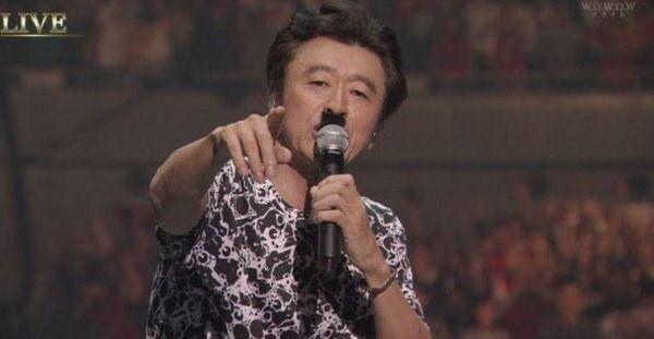 サザンオールスターズ 桑田佳祐 謝罪 ライブ 演出 紅白歌合戦に関連した画像-01