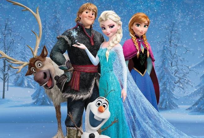 アナと雪の女王 金曜ロードSHOW! 放送決定 本編ノーカットに関連した画像-01
