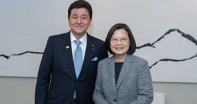 岸信夫 防衛大臣 中国 台湾 親台派 安全保障に関連した画像-01