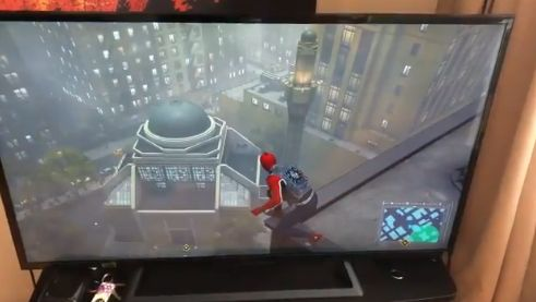 PS4 スパイダーマン 動画に関連した画像-03