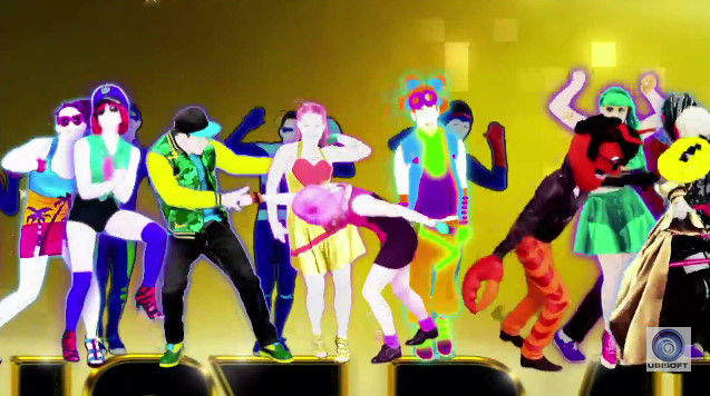 E3 UBI ジャストダンスに関連した画像-03