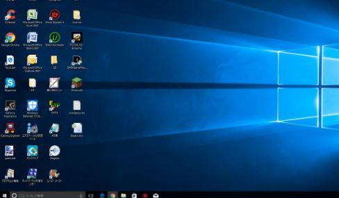 PC パソコン デスクトップ 画面 アイコンに関連した画像-01