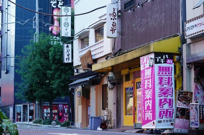 秋葉原 無料案内所 アキバ 風俗街に関連した画像-08