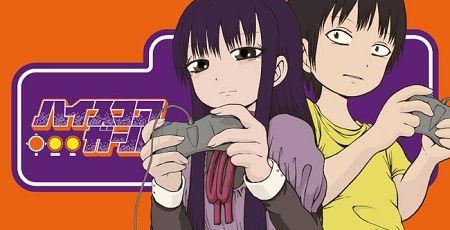 ハイスコアガール TVアニメ化に関連した画像-01