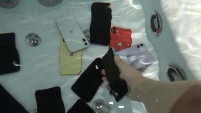ヒカキン iPhone11 水没に関連した画像-06