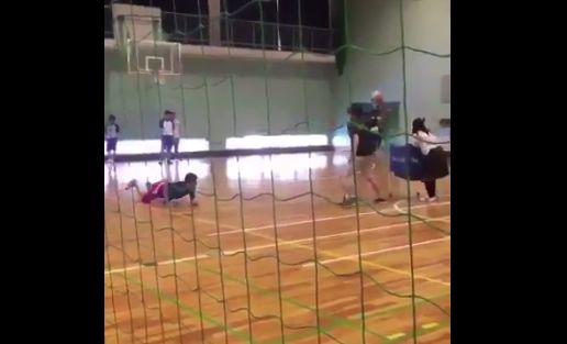 バレーボール 大阪 顔面 顧問 虐待 体罰 指導に関連した画像-01