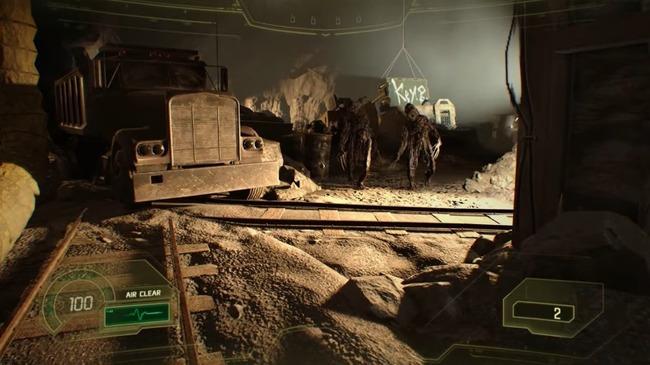バイオハザード7 クリス 無料DLCに関連した画像-05