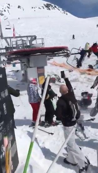 スキー リフト 暴走に関連した画像-02