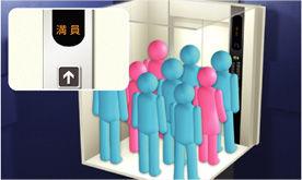 中国 エレベーター 定員オーバー 譲らない 落下 事故に関連した画像-01