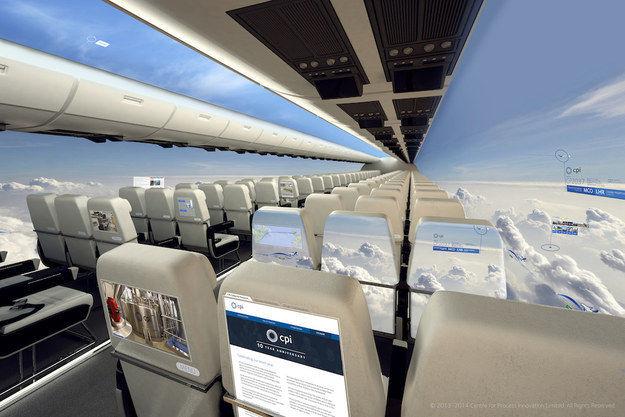 飛行機 有機ELスクリーンに関連した画像-02