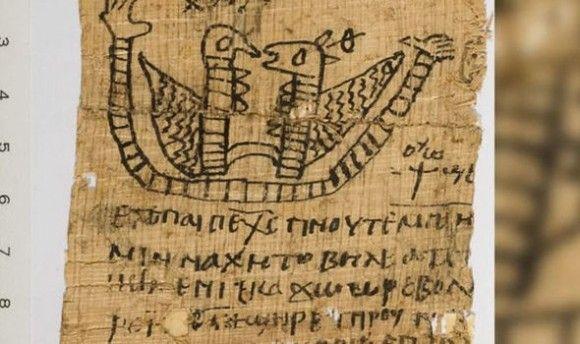 古代エジプト 魔法の呪文 恋のおまじないに関連した画像-03