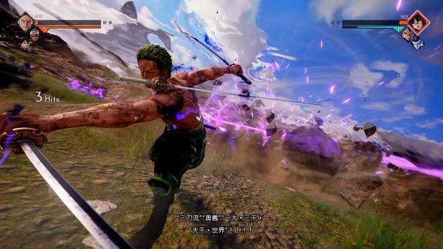 ジャンプフォース 必殺技 プレイ動画 演出 PS4に関連した画像-04