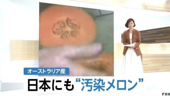 リステリア菌 メロン 日本に関連した画像-01