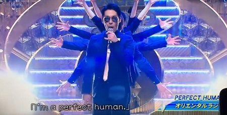 紅白 NHK ダンサー パーフェクトヒューマンに関連した画像-01