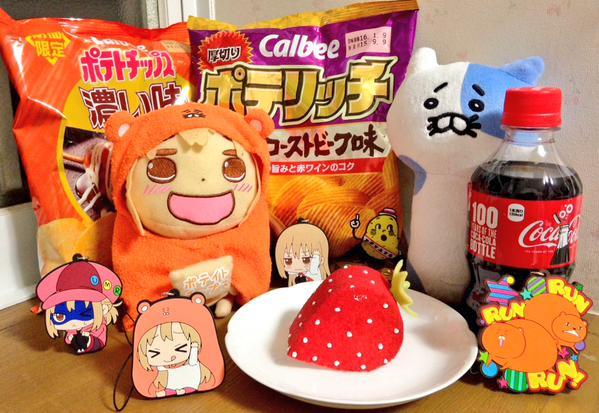 うまるちゃん 干物妹!うまるちゃん 生誕祭 誕生日 宴 田中あいみ サンカクヘッド 誕生日に関連した画像-02