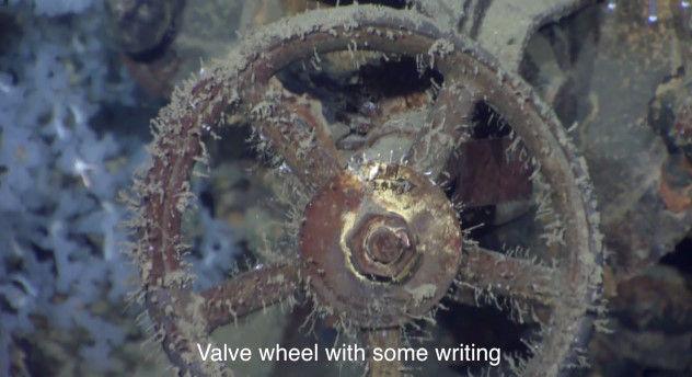 戦艦 武蔵 海底に関連した画像-04