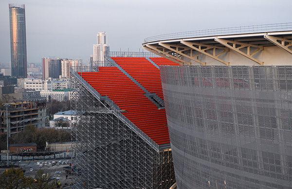 ロシア ワールドカップ W杯 スタジアム 席 増設に関連した画像-05
