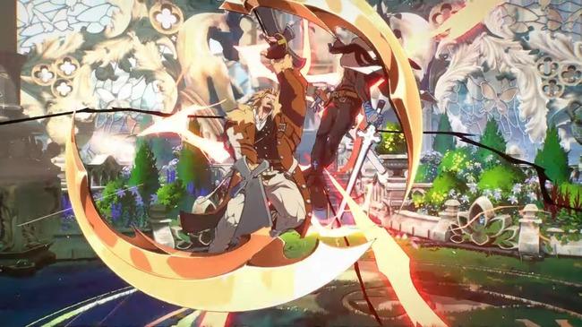 ギルティギア ストライヴ 名残雪 レオ=ホワイトファング PS5に関連した画像-05