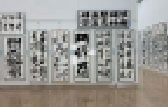 女子 書道 ヤケクソ 東京 美術館に関連した画像-01