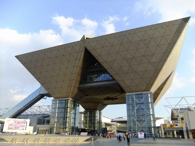国際展示場 ビッグサイトに関連した画像-01