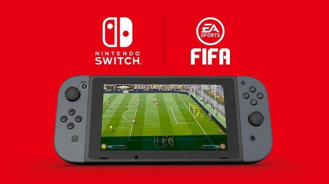 ニンテンドースイッチ FIFA18 詳細に関連した画像-01