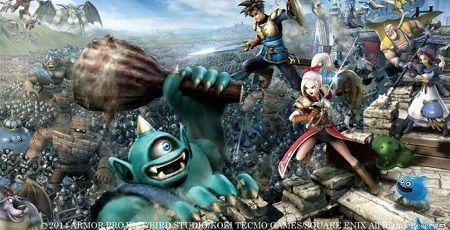 ドラゴンクエストヒーローズ PS3 PS4 比較に関連した画像-01