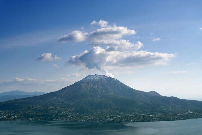 鹿児島県 桜島 噴火に関連した画像-01