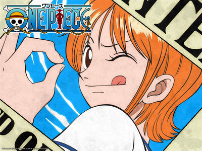 ジャンプ 漫画 ヒロイン かわいい ナミ ワンピース 神楽 銀魂 いちご100% 西野つかさに関連した画像-03