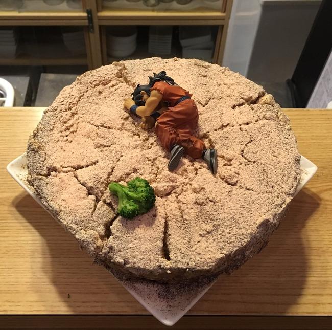 クリスマスケーキ ヤムチャ 再現に関連した画像-02