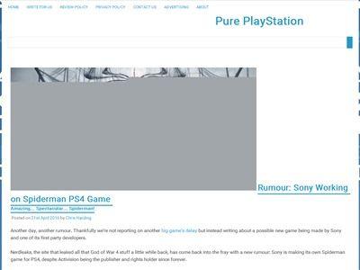 ソニー PS4独占 スパイダーマン マーベル 開発に関連した画像-02