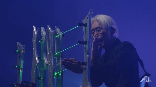 平沢進 会人 フジロックフェスティバル ペストマスク ギター かっこいい ステージに関連した画像-05