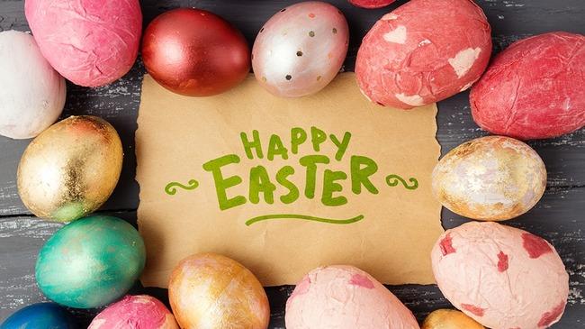 イースター 復活祭 食品メーカー キリスト教 祭日に関連した画像-01