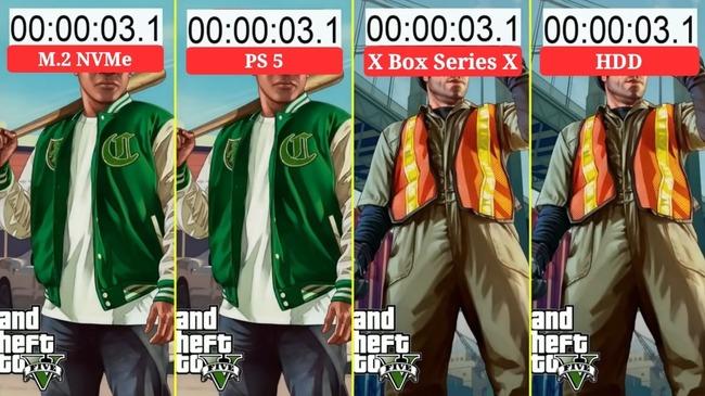 PS5 Day1パッチ 後方互換タイトル ロード改善 XboxSX 比較に関連した画像-01