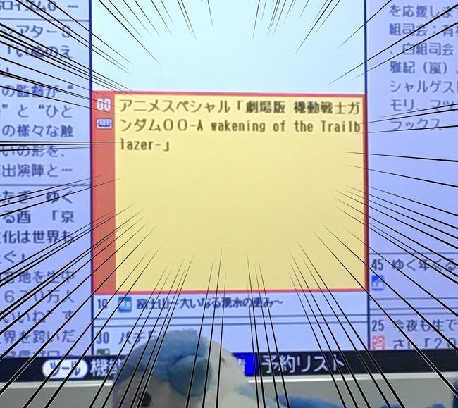 大晦日 大みそか 劇場版 ガンダムOO サンテレビに関連した画像-02