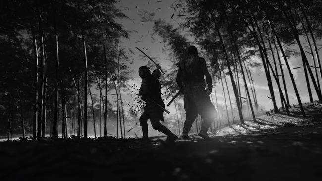 ゴースト・オブ・ツシマ 敵 倒れ方 時代劇に関連した画像-01