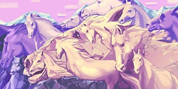 心理テスト 馬 隠された性格に関連した画像-01