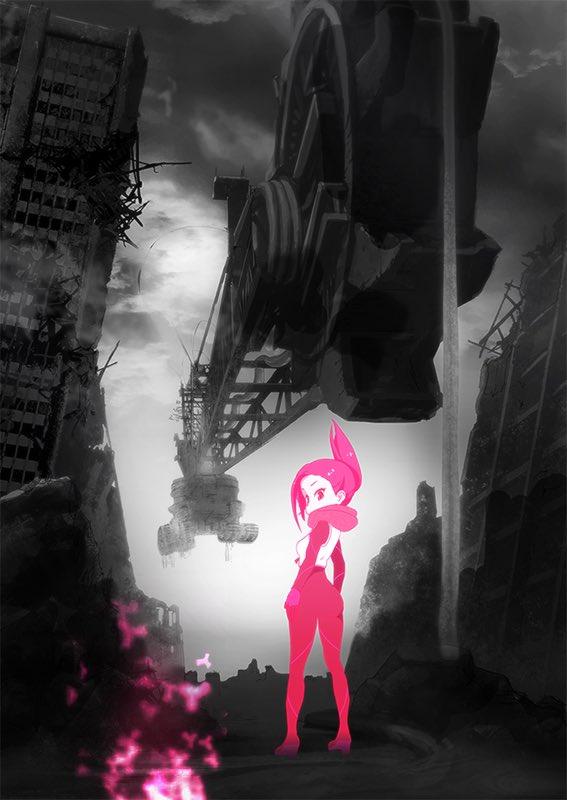 たつき ケムリクサ TVアニメ 新作 たつき監督に関連した画像-02