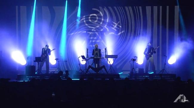 平沢進 会人 フジロックフェスティバル ペストマスク ギター かっこいい ステージに関連した画像-02