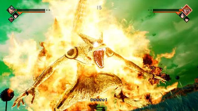 ジャンプフォース 必殺技 プレイ動画 演出 PS4に関連した画像-31