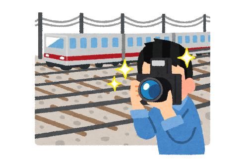 撮り鉄大学生線路侵入ロマンスカーに関連した画像-01