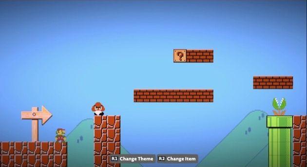 PS4 マリオ スーパーマリオメーカー リトルビッグプラネットに関連した画像-01