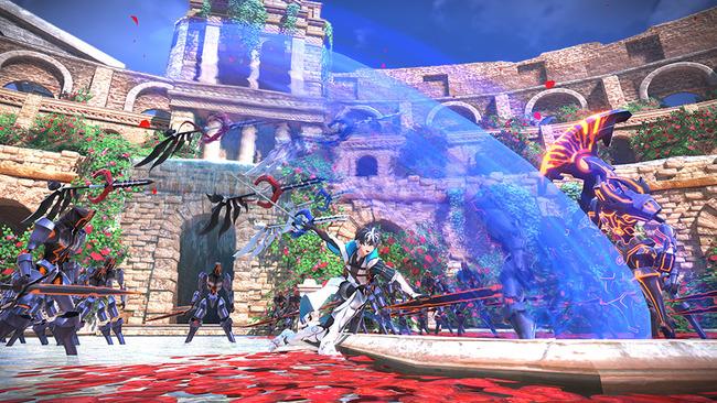 フェイト エクステラ リンク グラフィック ゲーム画面 シャルルマーニュに関連した画像-08