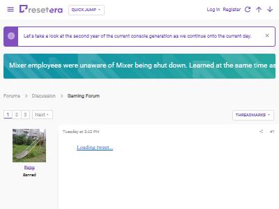 Mixer 従業員 閉鎖 マイクロソフト Xboxに関連した画像-02