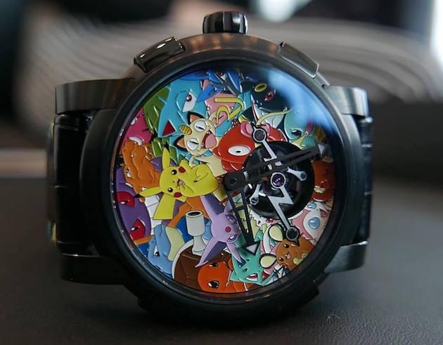 腕時計 ロマン・ジェローム ポケモンに関連した画像-06