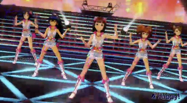アイドルマスター プラチナスターズ PV PS4に関連した画像-07