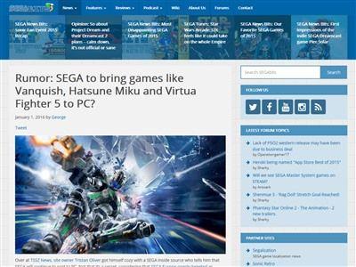 SEGA PCゲーム 移植に関連した画像-02