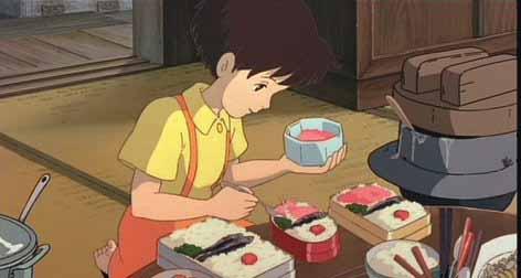 ジブリ ジブリ飯 給食に関連した画像-05