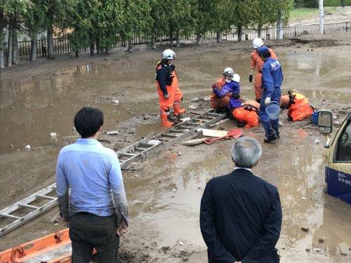 北海道 地震 マスコミ 救助 迷惑に関連した画像-03